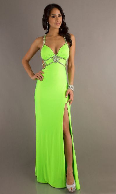 lime green prom dresses 2014 Car