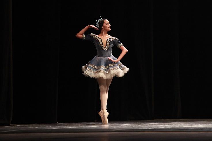 """KS Grupo de Dança, de Santo André (SP), com a coreografia """"Raymonda"""". Crédito: Aurea Silva"""