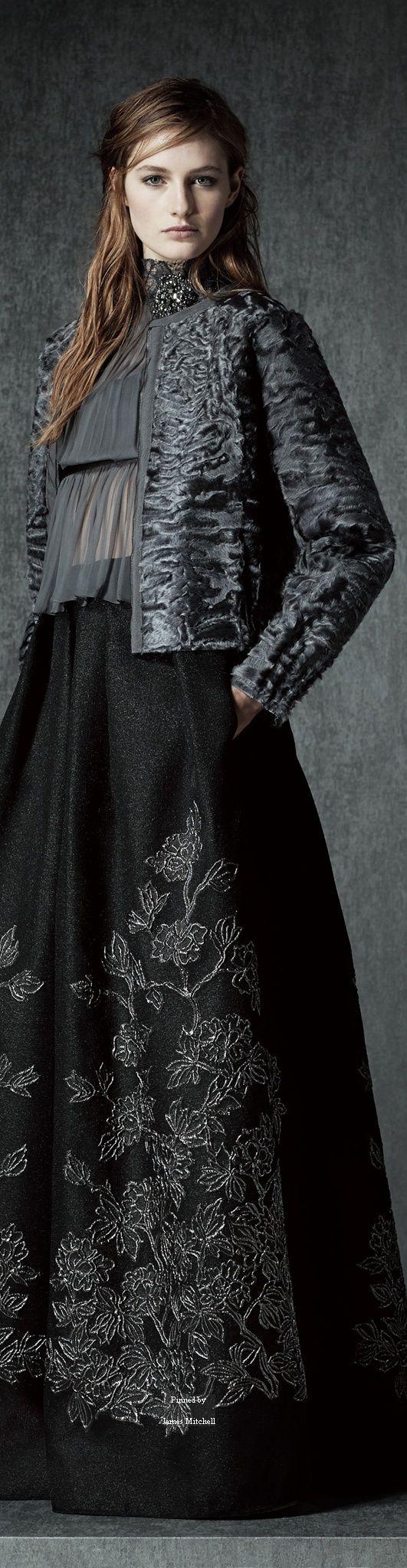 Alberta Ferretti Pre-Fall 2015 Collection...skirt