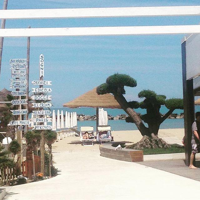 #ancheoggieandatacosi #stessaspiaggiastessomare #beach #mylifeatthebeach #pazzaperilmare