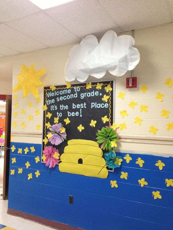 Team Bulletin Board BoardClassroom ThemesBoard IdeasTeaching IdeasBeeSchool