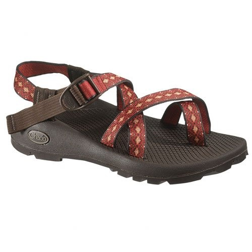 Women's Chaco Z2 Unaweep Sport Sandals, RED