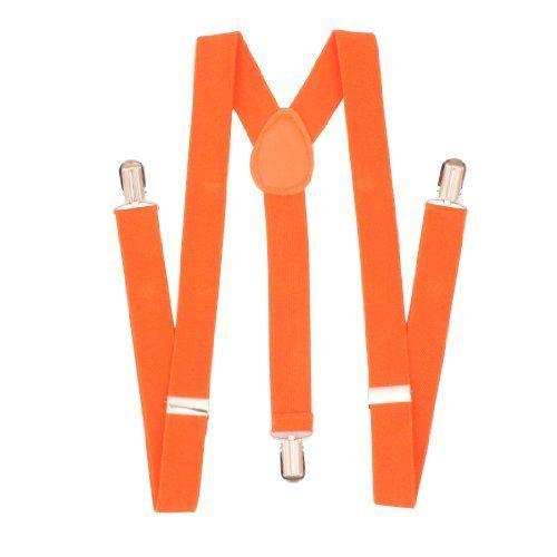 Unisex Men / Ladies / Women Adjustable Braces Suspenders Y Belt Fancy ...