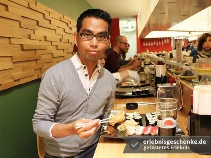 #Sushi Kochkurs Erlebnistest