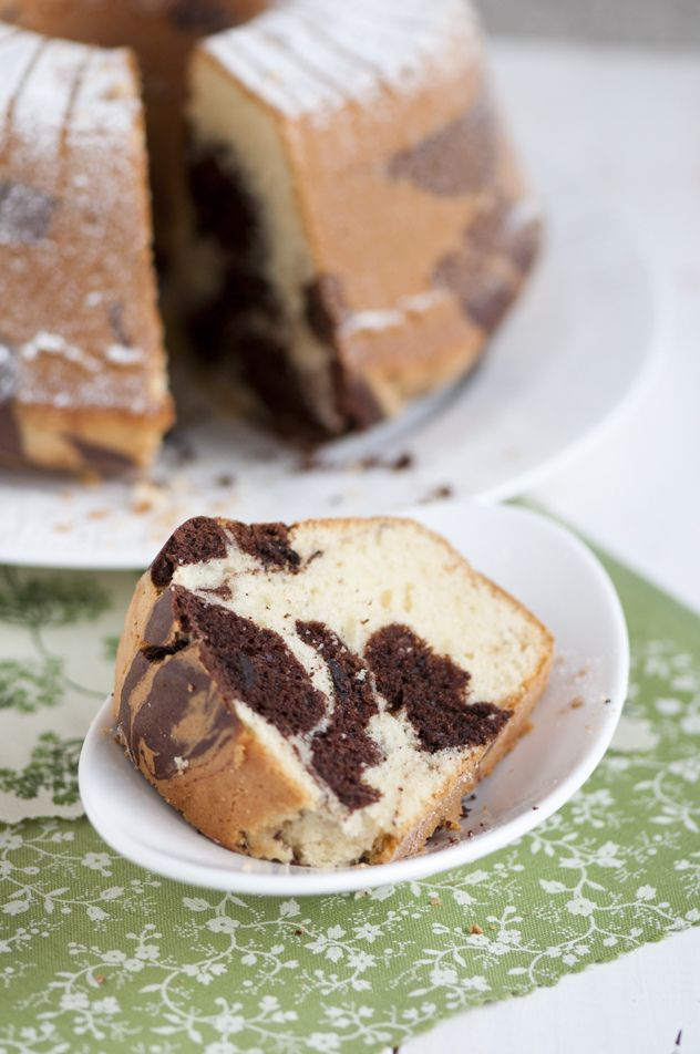 Espacio Culinario: Queque Marmoleado