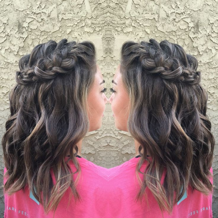 38 Old Fashioned Hoco Hair Styles Picture Collection Collection Fashioned Hair Hairstyle Hair Hair Styles Medium Length Hair Styles Bridesmaid Hair Long