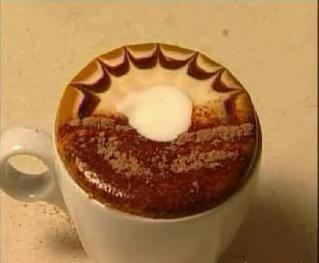 Caffe alba tramonto (difficoltà Professionale)