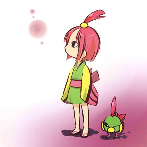 Human Pokémon: Natu