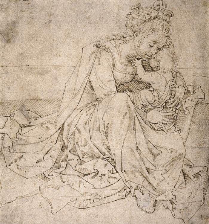 Παναγία της ταπεινότητας (1520-25)