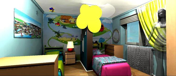 Child room separation