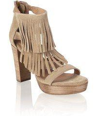 Gamloong sandál na podpatku