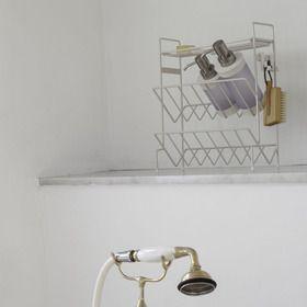 b2c bath wire series [ shampoo stand ] by sarasa design