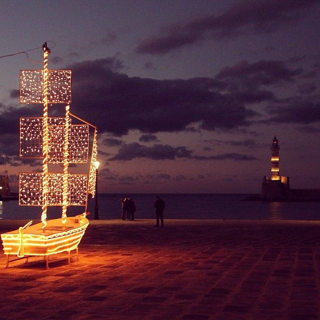 Oh! Sail away! #Chiania #Christmas #Xmas Photo credits: @annita_giannoutsou_