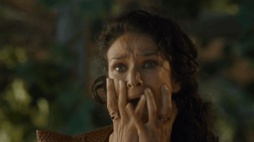 Pin for Later: 24 Game of Thrones GIFs That Perfectly Sum Up Every Stage of Going to Brunch on Sundays When You Discover Your Friend Picked a Restaurant Without Unlimited Mimosas
