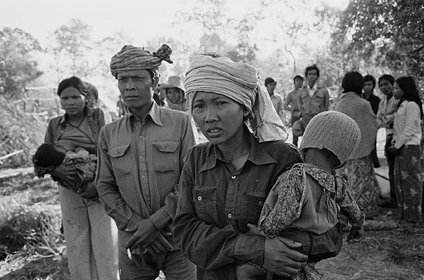 The Rise to Power of The Khmer Rouge in Cambodia