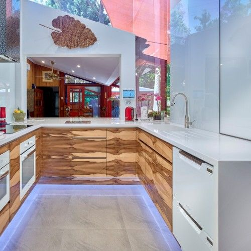 Gallery of kitchen and bathroom renovation works by Brilliant SA