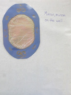StrongStart: dramatic play magic mirror in the castle