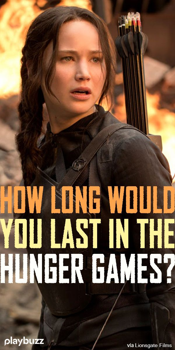 What Would Be Your Fate In The Hunger Games? - BuzzFeed