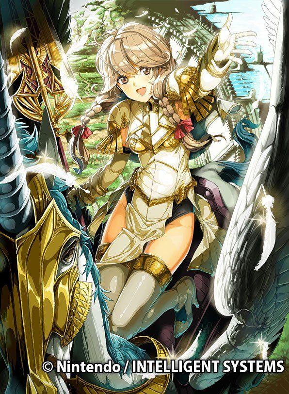 Últimas subidas - Faye - Artworks e imágenes - Galería Fire Emblem Wars Of Dragons