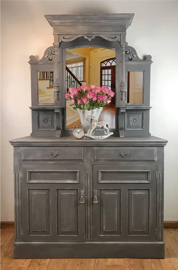 Chiffonier Carved Furniture Storage Sideboard Hallway My Pinterest And Paint