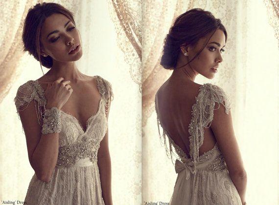 Etsy listing at https://www.etsy.com/listing/185211353/anna-champbell-inspired-wedding-dress