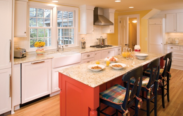 64 best images about colored kitchen islands on pinterest