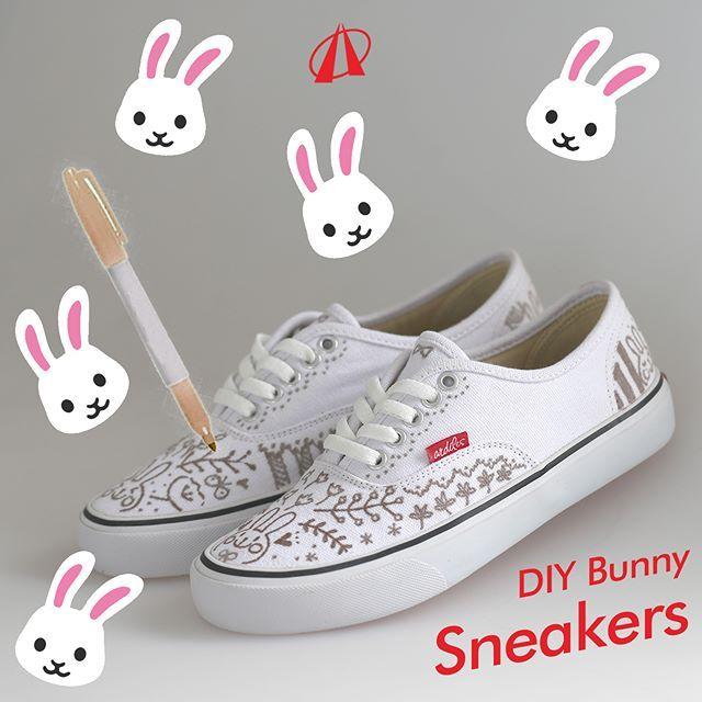 Yeay D I Y Time Beri Sneakers Kamu Sentuhan Unik Yang Nggak Ada