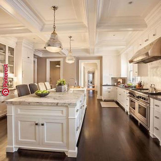 Long Kitchen Ideas Interior Design Kitchen White Kitchen Design