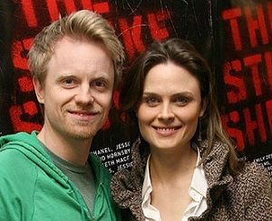 Emily Deschanel's real-life husband David Hornsby (It's Always Sunny in Philadelphia) will guest-star in the upcoming Bones wedding episode as a priest