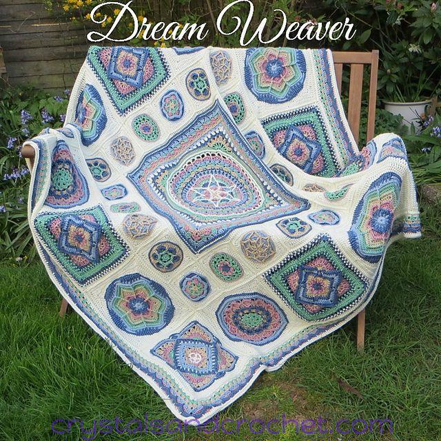 Ravelry: Dream Weaver pattern by Helen Shrimpton