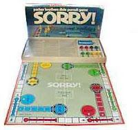 Childhood Memory Keeper: Retro Pop Culture from the 1960s, 1970s and 1980s: (Sorry!) Board Game