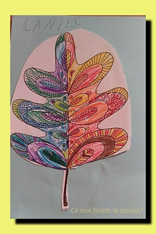 Pentru că elevilor mei le-au plăcut foarte mult merele decorative pe care le-am dat să le coloreze (vezi aici ) și au cerut și alte modele ...