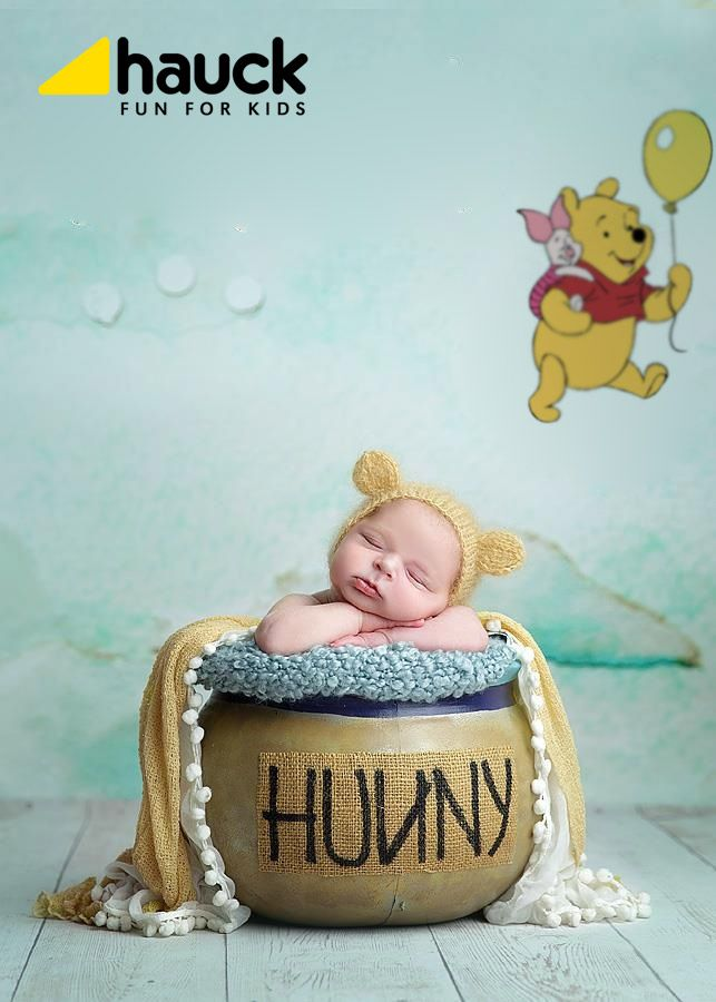 Let's take a little nap...or two! #winniethepooh #baby #Hauck #disney #HauckFunForKidsGreece