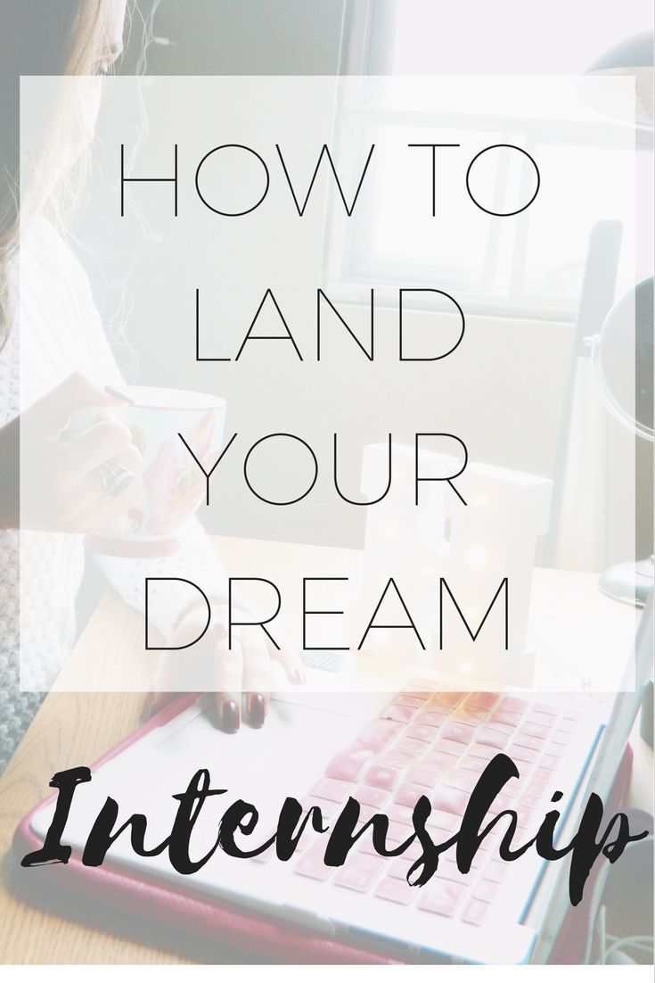 Are you interested in landing your dream internship? This post is all about how to apply for and land amazing internships.