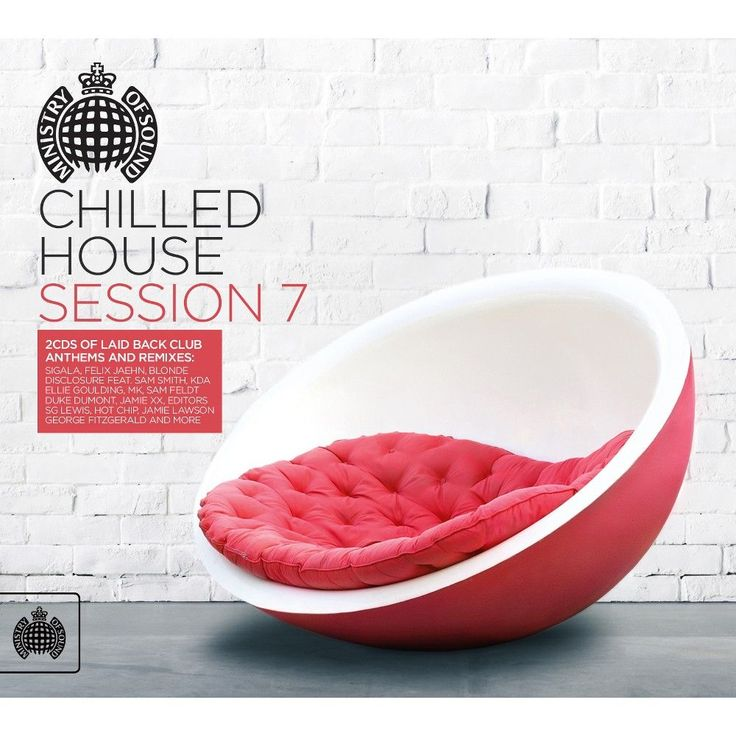Various Artists - Chilled House Session, Vol. 7 (CD)