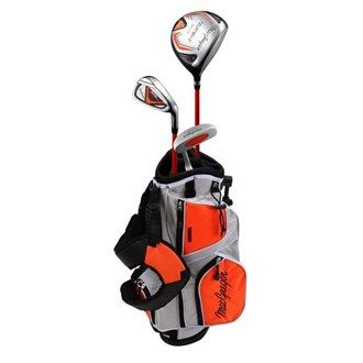 MacGregor Golf MacGregor Boys Tourney II Package Set The MacGregor Junior Boys Tourney II Set has been created to fit junior golfers ideally to the right clubs based on their size and strength. This approach to proper club fitting helps match players to http://www.MightGet.com/may-2017-1/macgregor-golf-macgregor-boys-tourney-ii-package-set.asp