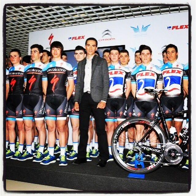 Alberto Contador podría dejar de competir en 2016.       http://www.lavozdepinto.com/deportes/alberto-contador-podria-dejar-de-competir-en-2016/