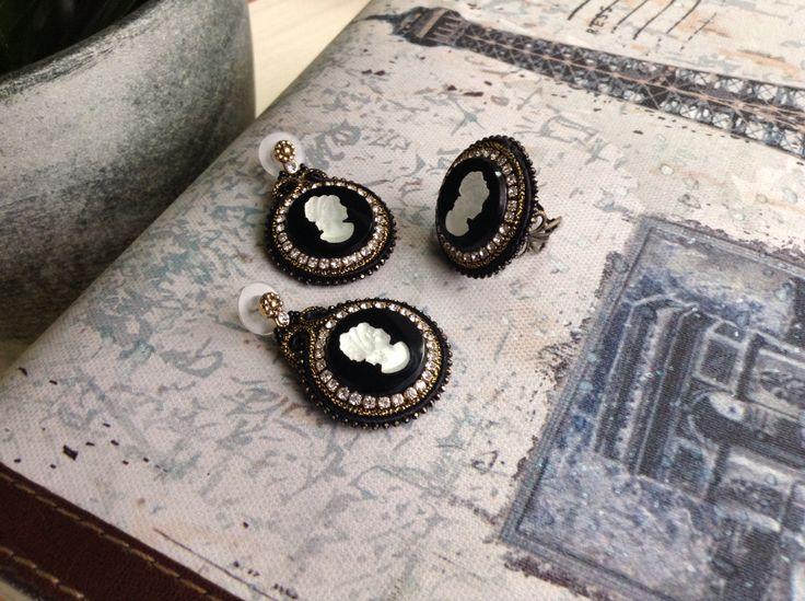 Soutache jewelry