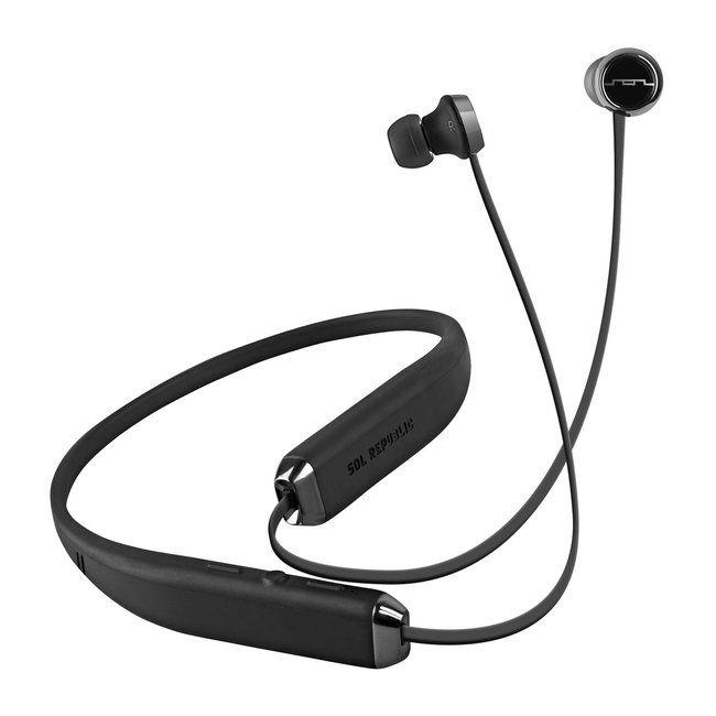 Sol Republic Shadow Wireless Bluetooth In-Ear Headphones