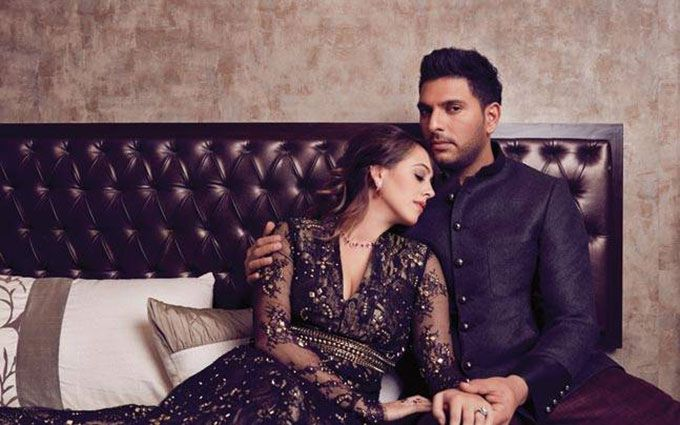 Yay! We Have A Confirmed Date For The Yuvraj Singh-Hazel Keech Wedding