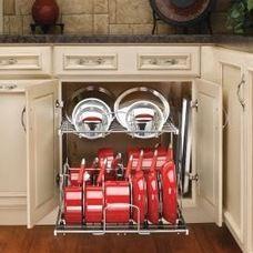 cocina moderna gabinetes de Drawerslides.com