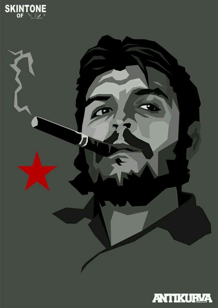 Pin By Zahar Nazarenko On Che Pic Art Che Guevara Art Ernesto Che Revolution Art Che guevara hd wallpaper download