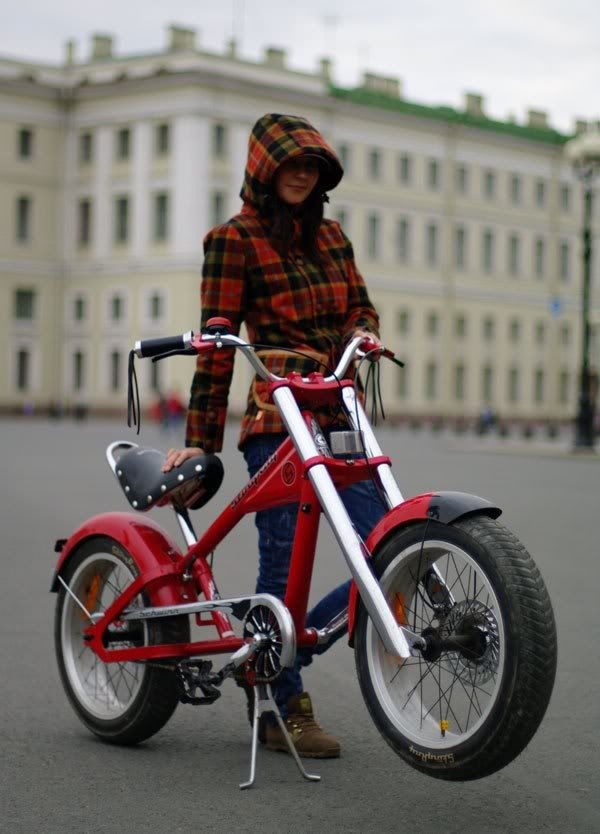 Schwinn Stingray Fatboy Chopper Information? - Motorized Bicycle Engine Kit Forum
