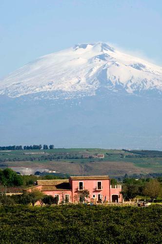 ETNA, active volcano #Volcano #Etna #Sicily #Italy