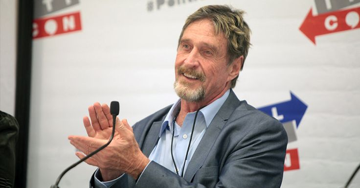 John McAfee Hospitalized After Attack » Alex Jones' Infowars: There's a war on for your mind!