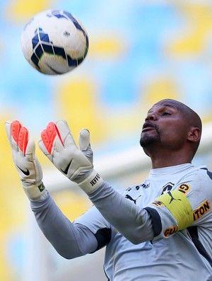 BotafogoDePrimeira: Até logo: Jefferson fica no Botafogo, mas dá lugar...