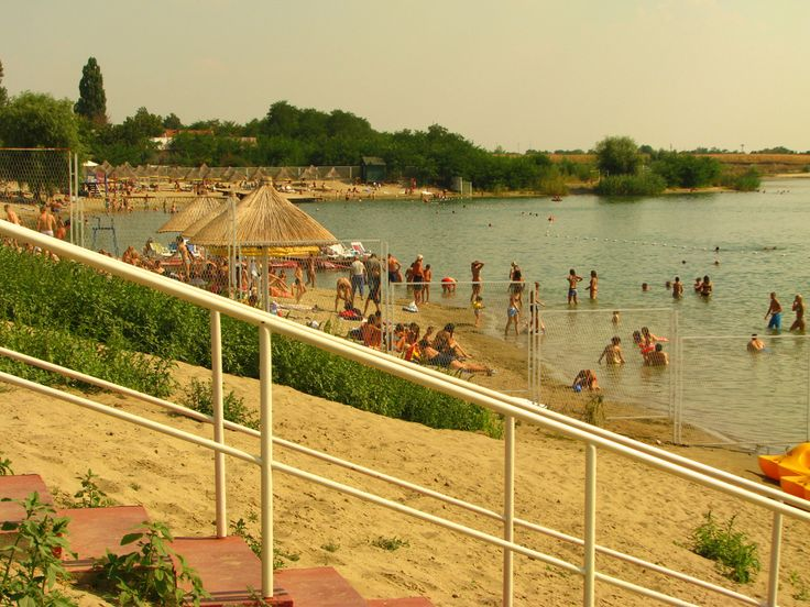 Plaža Peskara kod Zrenjanina
