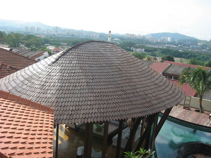 Malaysia Oriental Housetop Shingle Roof,shingles