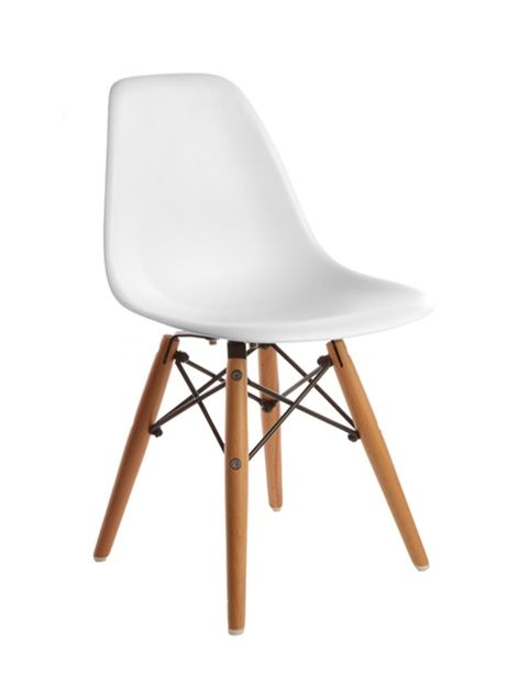 Eames. Model Plastic Chair. 1950. #Esmadeco.