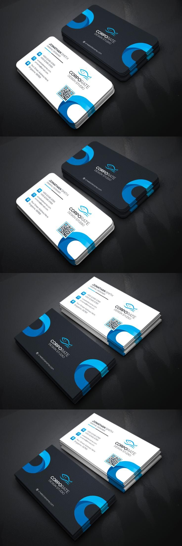 45 best corel draw images on pinterest business cards at home businesscard design from graphic workshop download httpscreativemarket magicingreecefo Choice Image